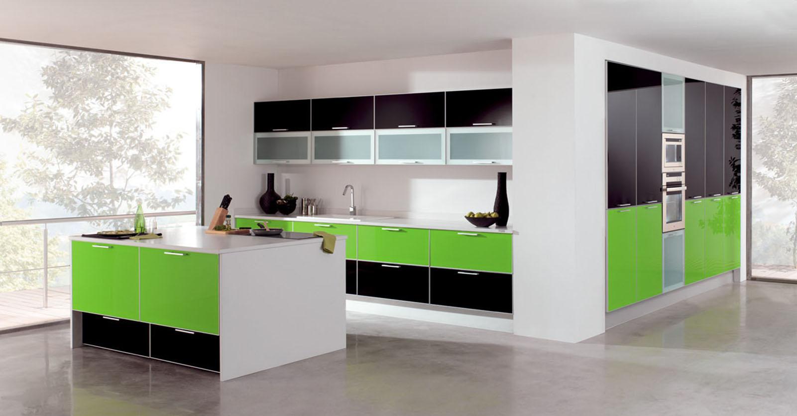 Cocina domo for Componentes de una cocina integral